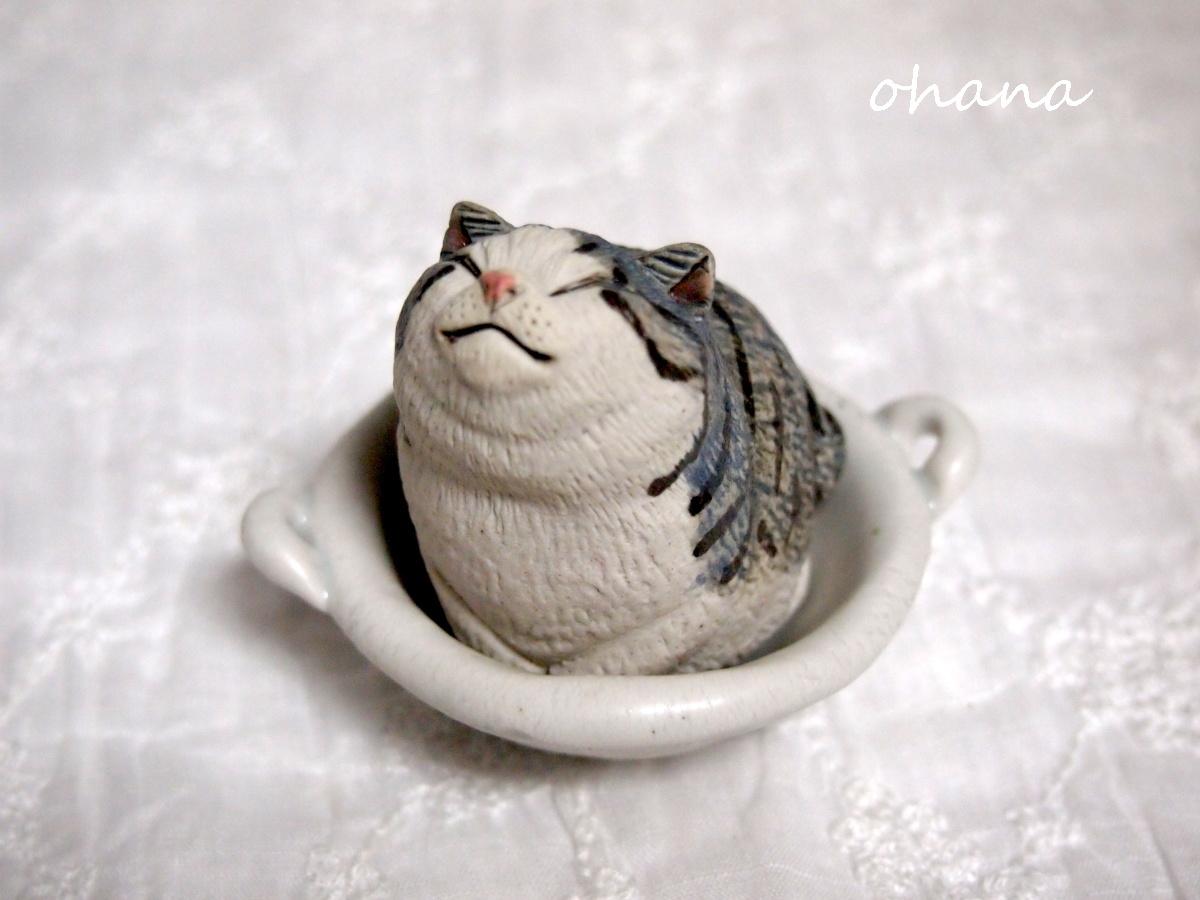 土鍋ニャンコ