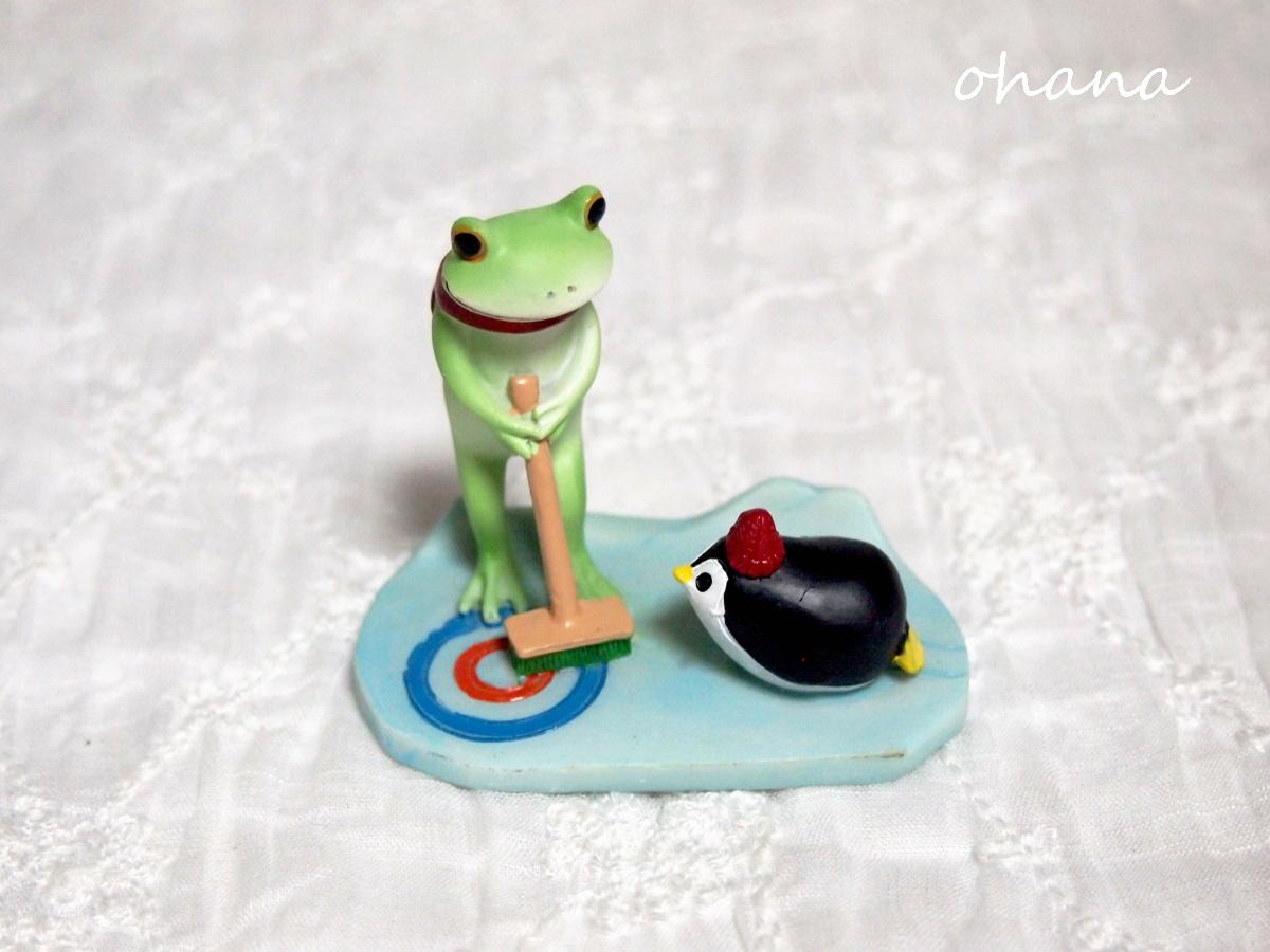 ペンギンカーリング