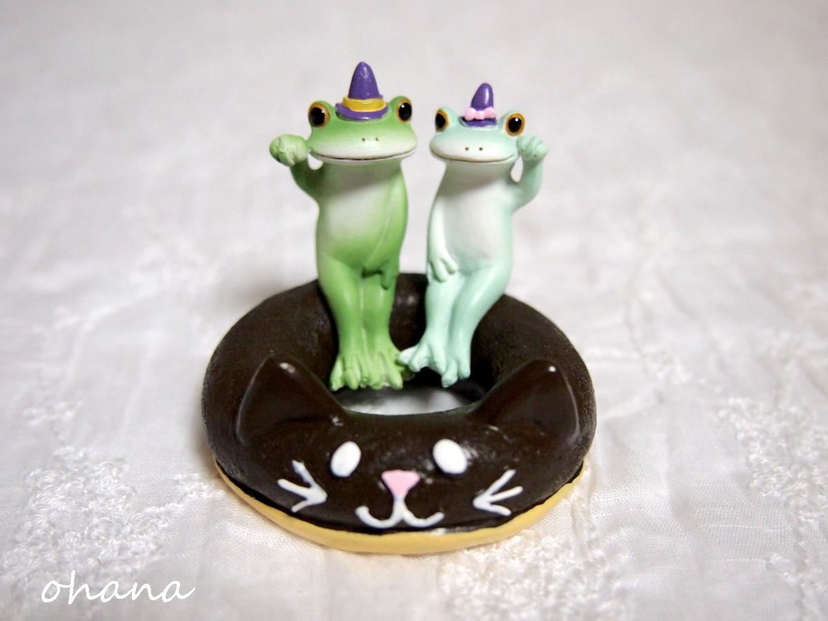 猫ドーナッツ